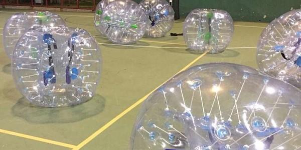 Bubbles Football HK 泡泡足球