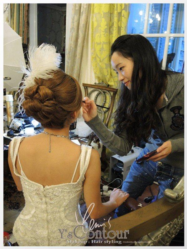 Yennis Lai Makeup