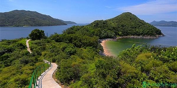 [周末好去處] 世界地質公園景點---橋咀島